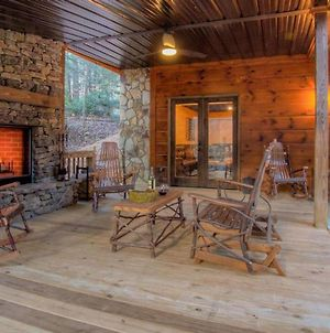 River Rush Cabin By Escape To Blue Ridge photos Exterior