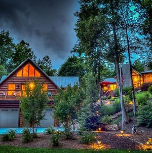 Row Harder By Escape To Blue Ridge photos Exterior