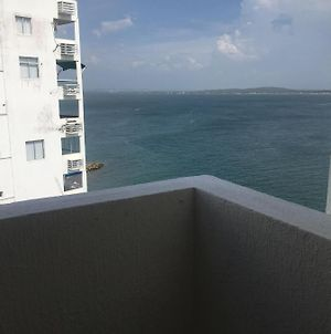 Apartment In Cartagena Beachfront 2Cr10 Per Day Air Conditioning And Wifi photos Exterior