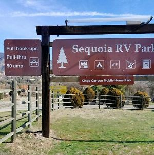 """Sequoia Rv Park"" Tent Site With Electricity, Site Only, Does Not Include Tent photos Exterior"