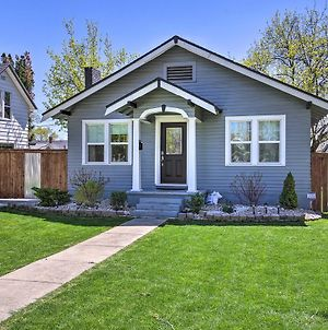 Cute Home In Downtown Nampa W/Patio + Yard! photos Exterior