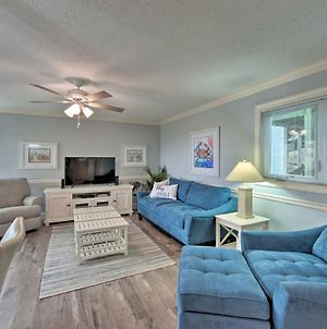 Bright Emerald Isle Condo With Private Beach Access! photos Exterior