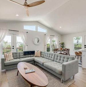 Bright New Beach House With In- Law Suite -- 2 Blocks To Beach! photos Exterior