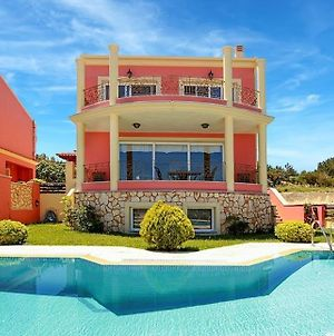 Agios Stefanos Avlioton Villa Sleeps 6 Pool Air Con photos Exterior