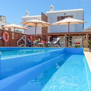 Lindos Villa Sleeps 4 Pool Air Con Wifi photos Exterior