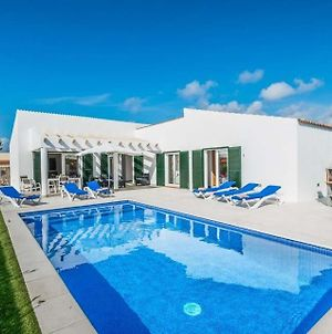 Cap D'Artrutx Villa Sleeps 6 Pool Air Con Wifi photos Exterior