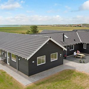 Nine-Bedroom Holiday Home In Harboore 3 photos Exterior