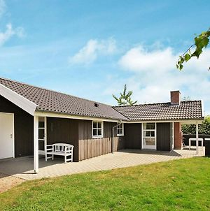 Three-Bedroom Holiday Home In Hemmet 39 photos Exterior