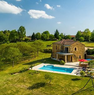 Serene Holiday Home In Mazeyrolles With Swimming Pool photos Exterior