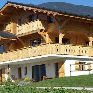 Luxurious Chalet In Rhone Alpes With Sauna photos Exterior