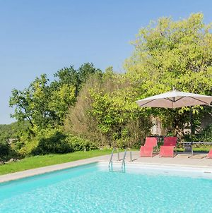 Holiday Home With Private Pool In Montaigu De Quercy photos Exterior