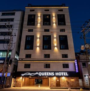 Queens Hotel Seomyeon Busan photos Exterior