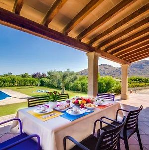Alcudia Holiday Home Sleeps 6 With Pool Air Con And Wifi photos Exterior