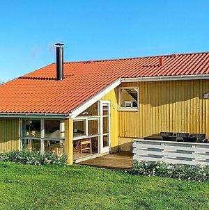 Three-Bedroom Holiday Home In Hemmet 81 photos Exterior
