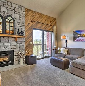 Mtn View Condo With Balcony And Fireplace About 6 Mi To Wp photos Exterior