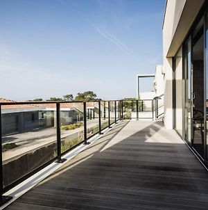 Rooftop Keyweek Modern Apartment With Terrasse And Sea Views In Anglet photos Exterior