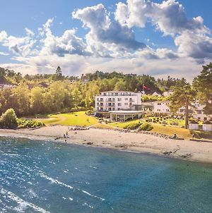 Strand Hotel Fevik - By Classic Norway Hotels photos Exterior