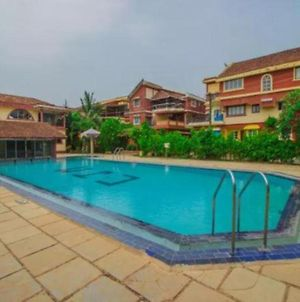Beach-Side Ac Furnished Single Rooms With Pool At South Goa photos Exterior