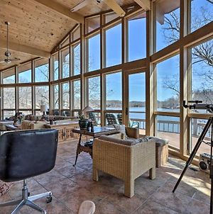 House On Lake Of The Ozarks With Dock & Pool Table! photos Exterior