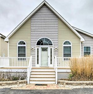Cozy Ocean City Retreat, 2.5 Mi To Boardwalk! photos Exterior