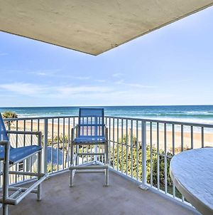 Luxe Oceanfront Condo With Pool - Beach Access & Gear! photos Exterior