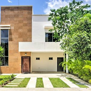 Luxe Playa Del Carmen Home With Pool - Walk To Beach photos Exterior