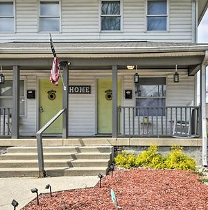 Guest-Ready Townhouse, Less Than 2 Mi To City Circle! photos Exterior