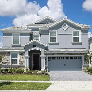 Beautiful 8Br Family Home With Pool - Near Disney! photos Exterior