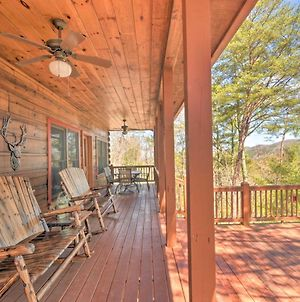 Rustic Cabin With Bbq About 9 Miles To Blue Ridge Lake! photos Exterior