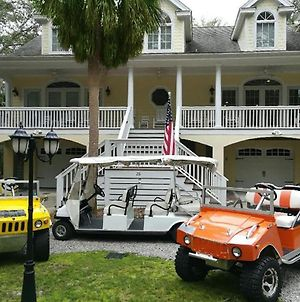 Luxurious Southern Belle 1 Beach Home, Sleeps 12, Hummer Golf Cart photos Exterior