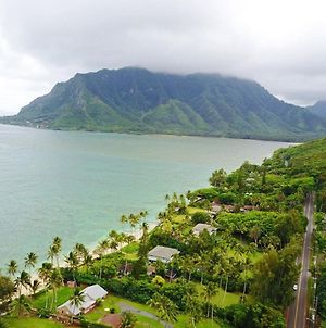 Hawaiian Cottage-Seconds Away From Beach Access- A/C Near North Shore Oahu photos Exterior