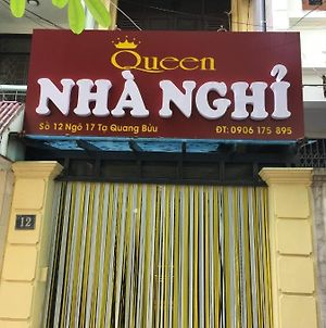Queen Hostel Hanoi photos Exterior