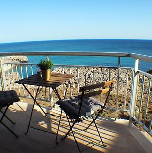 Apartment With 3 Bedrooms In S'Illot-Cala Morlanda, With Wonderful Sea View, Balcony And Wifi - 1 Km From The Beach photos Exterior