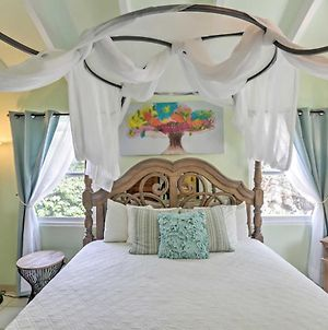 Breezy St Croix Bungalow With Pool And Ocean Views! photos Exterior