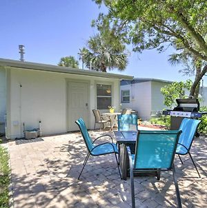 Cozy Nsb Abode With Bbq And Fire Pit - Walk To Beach! photos Exterior