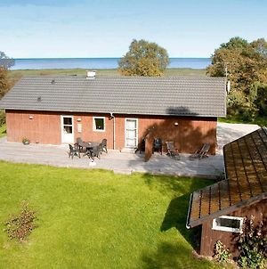 Four-Bedroom Holiday Home In Hadsund 5 photos Exterior