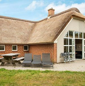 Four Bedroom Holiday Home In Norre Nebel 3 photos Exterior
