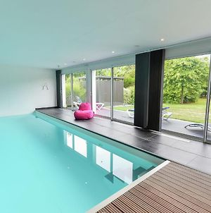 Modern Villa With Private Pool In Fouesnant France photos Exterior