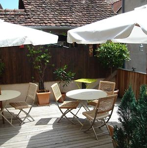 A Vintage Apartment In Riquewihr With Terrace photos Exterior