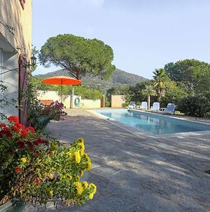 Provencal Holiday Home In Bormes-Les-Mimosas With Pool photos Exterior