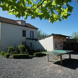 Lovely Holiday Home In St Honore Les Bains With Garden photos Exterior