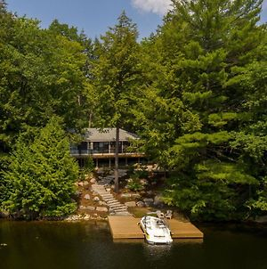 Sapphire A Modern New Build On A Quiet Lake Muskoka Bay! photos Exterior