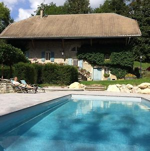 Le Moulin De Dingy - House With 6 Bedrooms & Swimmingpool 20 Mn From Annecy photos Exterior
