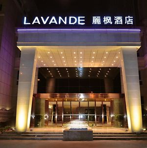 Lavande Hotel Yichang East Train Station photos Exterior