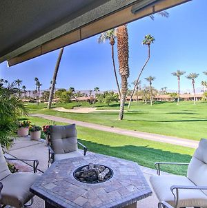 Indian Wells Retreat On Golf Course With Views! photos Exterior