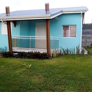 Bungalow With One Bedroom In Sainte Anne With Wonderful Sea View Enclosed Garden And Wifi photos Exterior