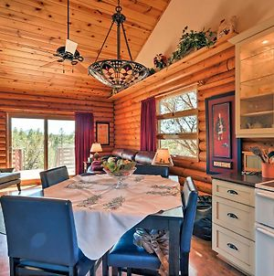 5-Star Log Cabin, Quaint And Cozy, Near Grand Canyon photos Exterior
