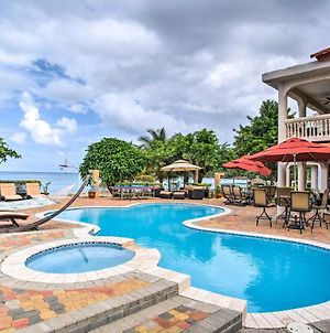Beachfront Discovery Bay Home With Upscale Amenities! photos Exterior