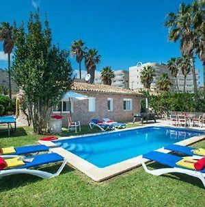 Port D'Alcudia Holiday Home Sleeps 6 With Pool And Air Con photos Exterior