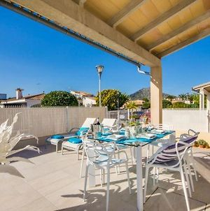 Playa De Muro Apartment Sleeps 6 With Pool Air Con And Wifi photos Exterior